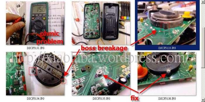 HILA DM-865 fix pics