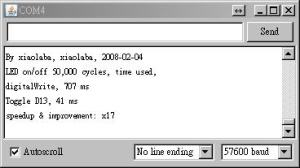 Arduino_IO_speedup