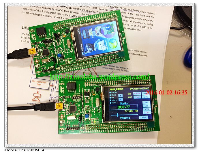 ARM RADIO, Tayloe detector