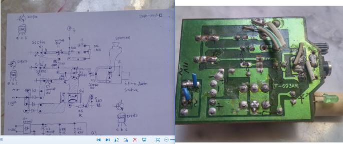 push-pull-amplifier-assembly