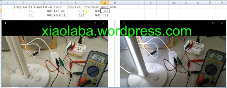 xiaolaba_wattage_calculation