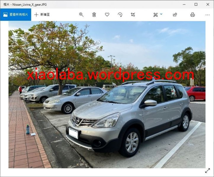 Nissan_Livina_X_gear_xiaolaba